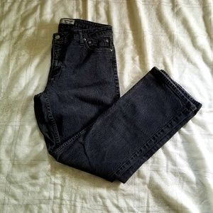 Harley Davidson jeans black 14 bootcut